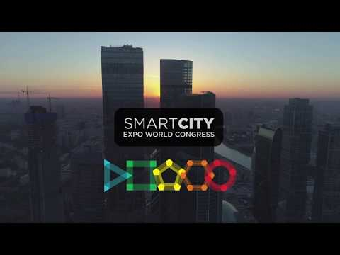 Smart City Expo World Congress 2018 in Barcelona