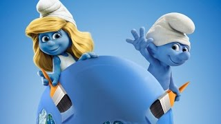 Смурфики. Затерянная деревня - Русский Тизер-трейлер 2017 | Smurfs: The Lost Village 2017