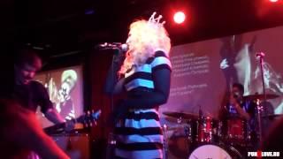 Смотреть клип Блондинка Ксю - На Полу