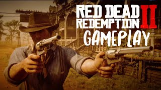 Red Dead Redemption 2 New Official Gameplay Trailer by Rockstar