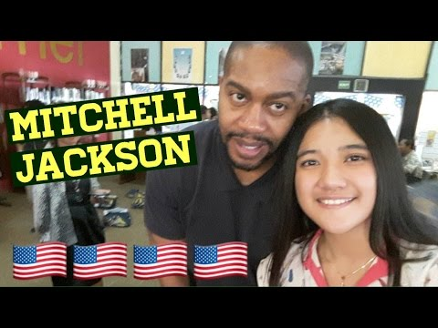 Meeting Mitchell S Jackson - Famous American Writer ( Meet & Greet )