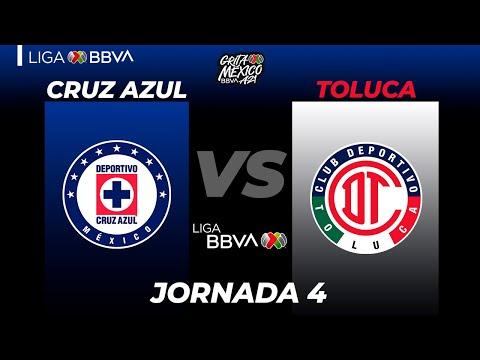 Cruz Azul Toluca Goals And Highlights