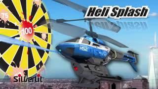 SILVERLIT IR/C Heli Splash Helicopter