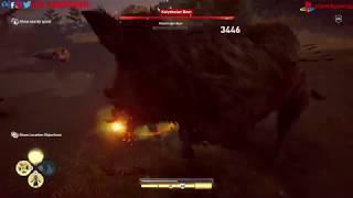 Assassin's Creed® Odyssey - Killing Legendary Kalydonian Boar