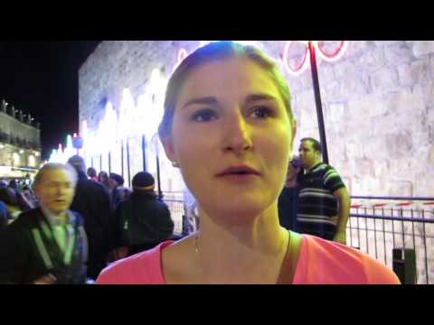 Jerusalem Light Festival: Times of Israel