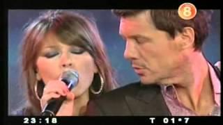 coki patricia ramirez canta abrazame en showmatch