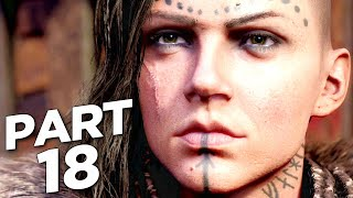 ASSASSIN'S CREED VALHALLA PS5 Walkthrough Gameplay Part 18 - VALDIS (Playstation 5)