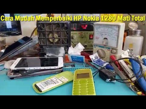 Nokia 3 mati dan tidak bisa di cas.