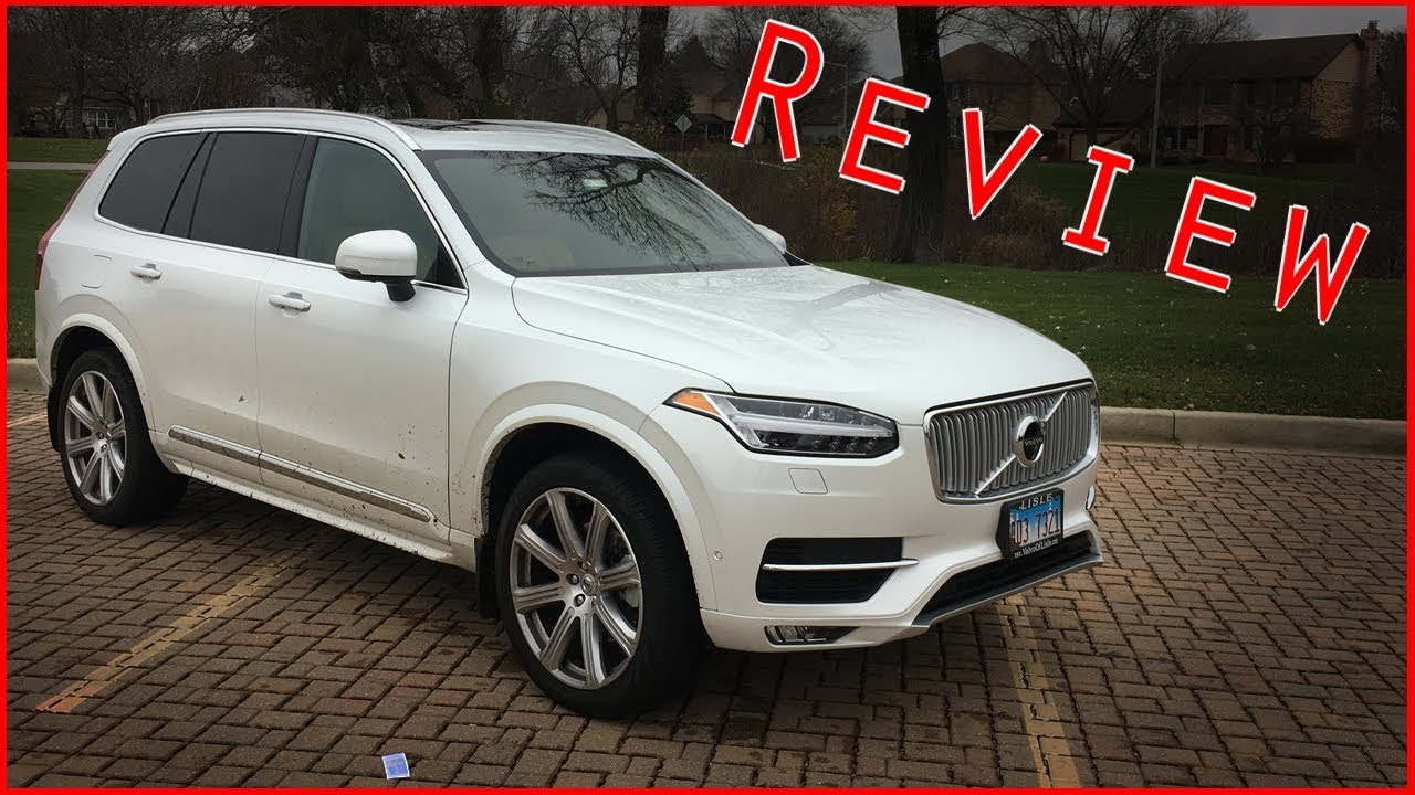 2018 Volvo XC90 T6 Inscription Review - YouTube