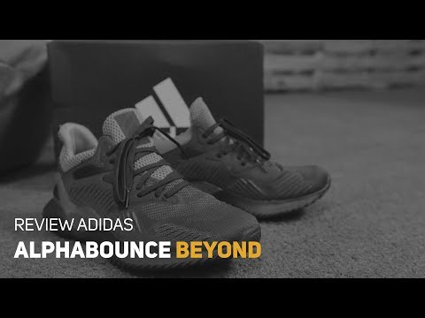 Menjajal Sepatu Lari Terbaru Adidas 'AlphaBOUNCE Beyond