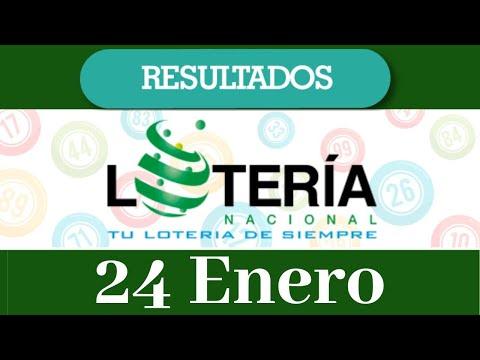Loteria Nacional Resultado De Hoy 24 De Enero Del 2020