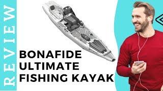 Bonafide Kayaks SS127 Review - Bonafide Ultimate Sit on Top Fi…