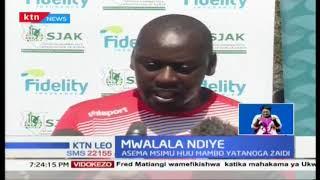 Mkufunzi wa timu ya Bandari Bernard Mwalala ashinda taji
