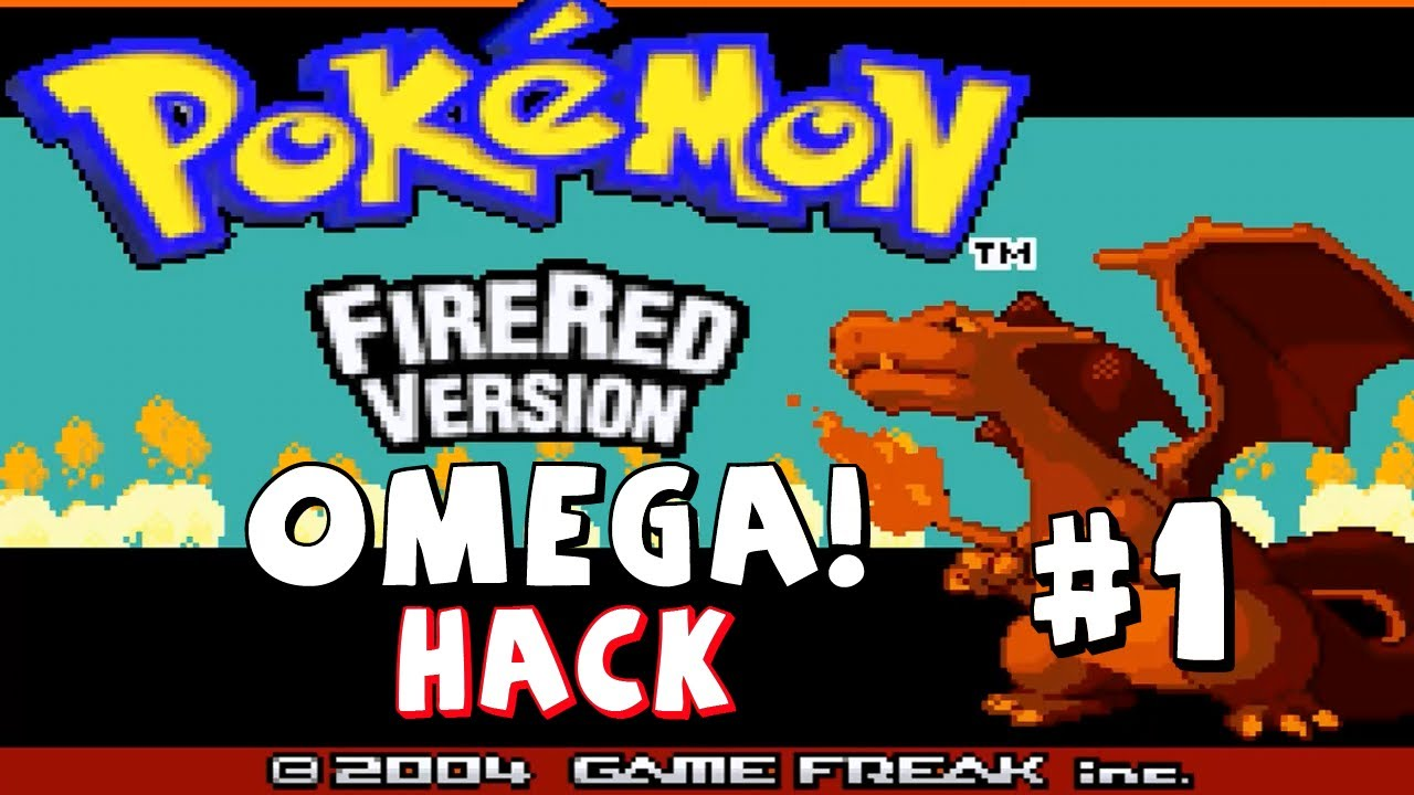 pokemon fire red gba hack download