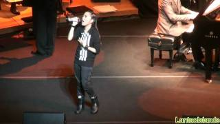 Charice - Power of Love, David Foster Singapore Oct 30 2010