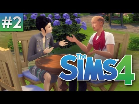 Sims 4 Indonesia - FIRST LOVE !! - Momen Lucu Sims 4 #2