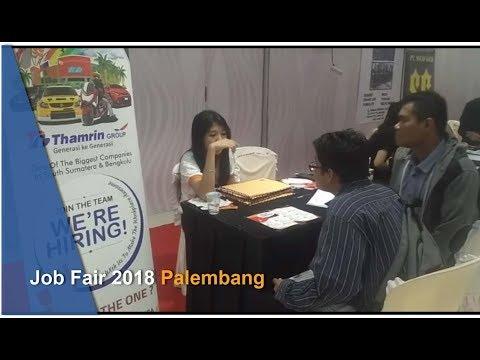 Job Fair Palembang 2018 | Diadakan JOB HUNTER PALEMBANG Tribun Sumsel dan Sriwijaya Post
