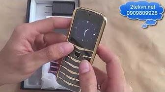 Điện thoại Vtretu hay vertu v03 kế thừa v01 độc siêu nhỏ