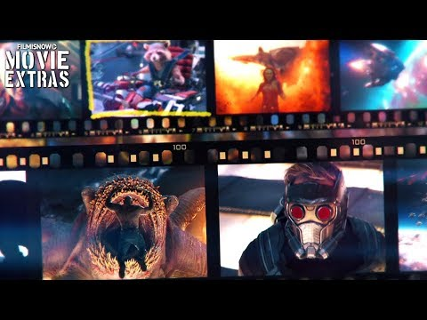 Guardians of the Galaxy Vol. 2 | All Release Bonus Features & Trailer [Blu-Ray/DVD 2017]