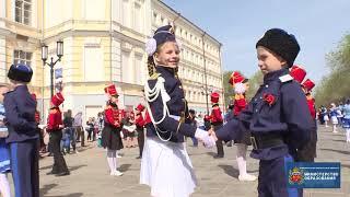 Вальс Победы в Оренбурге 2019