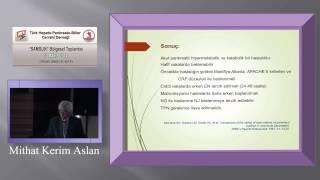 Akut Pankreatitte Beslenme ve Antibiyotik Tedavisi | Mithat Kerim Aslan
