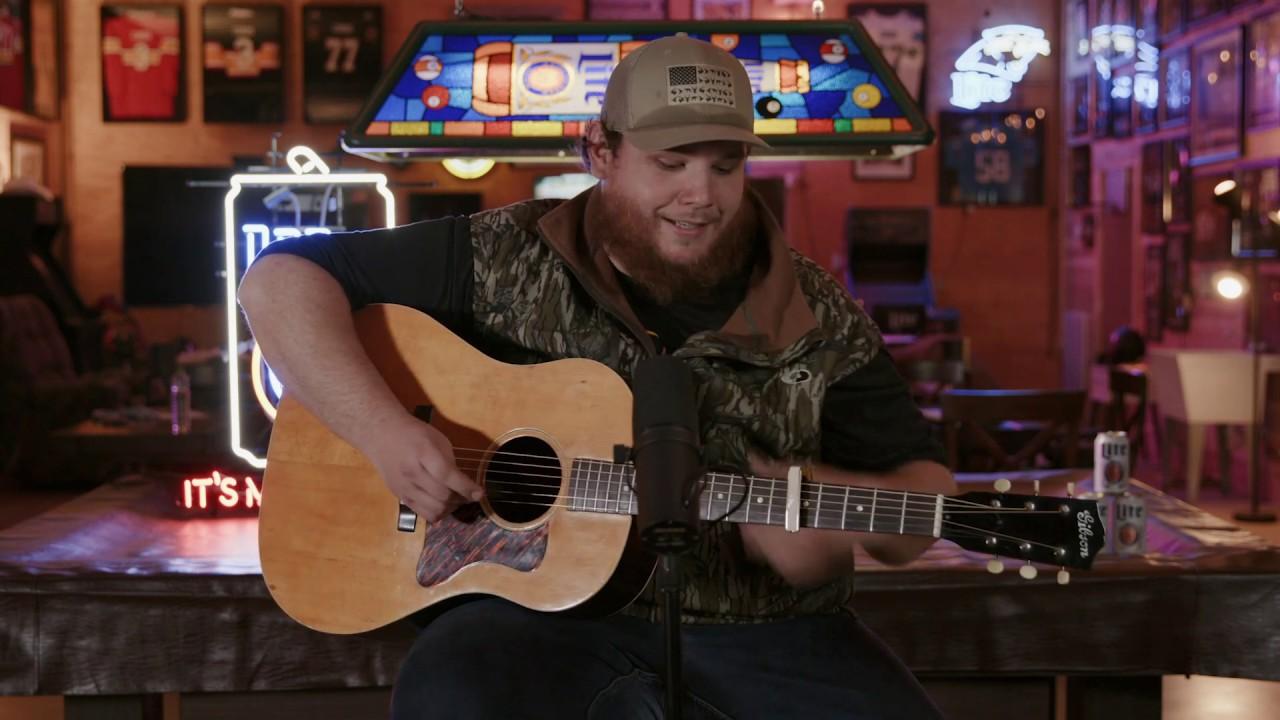 Luke Combs x Miller Lite Live Stream Replay
