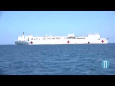 U.S.  NAVAL HOSPITAL SHIP COMFORT