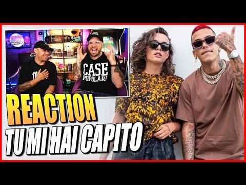 MADAME ft SFERA EBBASTA - TU MI HAI CAPITO   REACTION by Arcade Boyz