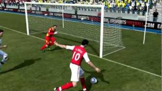 FIFA 12 PC Demo - Ridiculous save [HD]