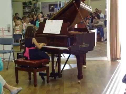 Creative Music Art and Learning Center - 2014 Recital