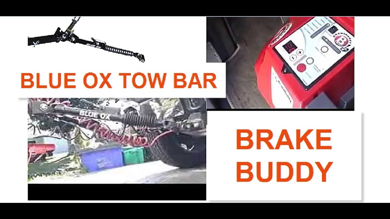 maxresdefault blue ox tow bar & brake buddy hookup how it works motorhome blue ox wiring diagram at fashall.co