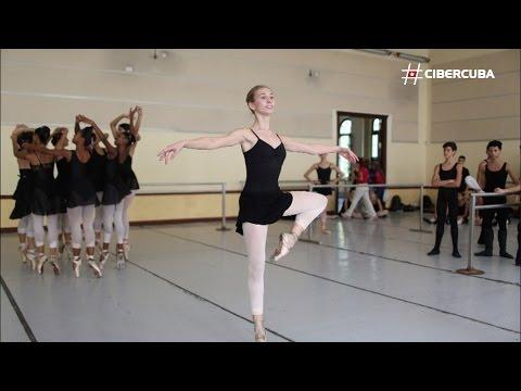 Conoce a la primera estudiante americana en la Escuela Nacional de Ballet de Cuba