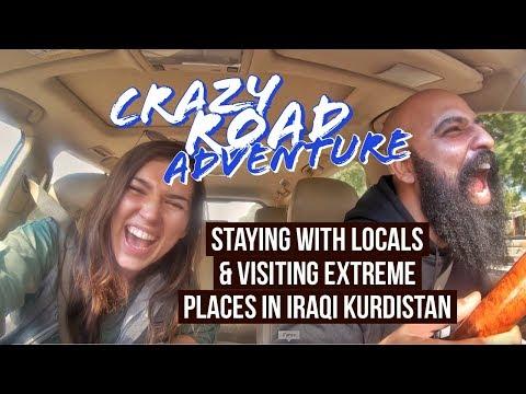 MY CRAZY ROADTRIP IN IRAQ AS A FEMALE TRAVELLER