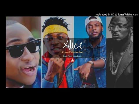 """""""alice""""-afropop-instrumental-[dmw-type-beat]"""