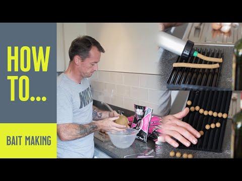 Mainline Baits Carp Fishing TV - How To Make Boilies