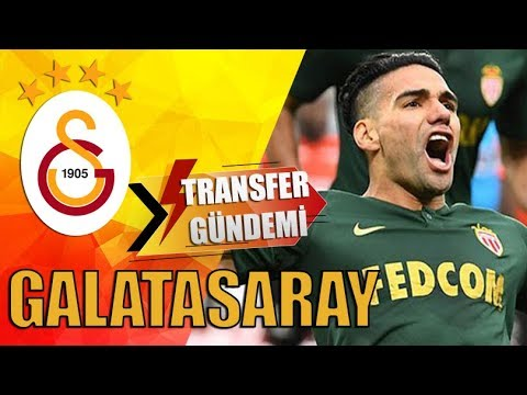 Galatasaray Transfer Gündemi, Falcao Transferi / A Spor | Sabah Sporu |  29.08. 2019