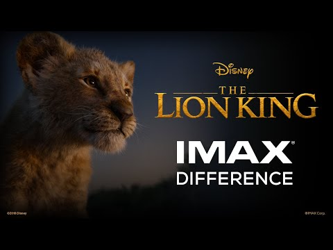 IMAX | The World's Most Immersive Movie Experience