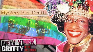 Did Marsha P. Johnson Start The 1969 Stonewall Riots?