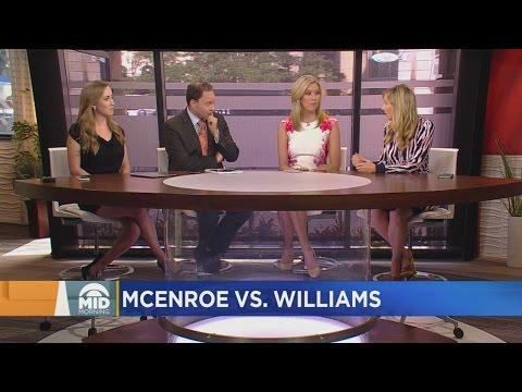 Panel Discussion: Serena Williams Vs. John McEnroe