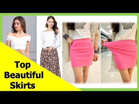 e823ebf16e Top 50 beautiful skirts, pencil skirts and best skirts for ladies S4 -  Fashion Beauty Blog