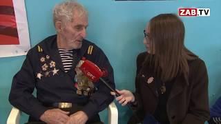 Каким запомнили корреспонденты ЗабТВ ветерана Великой Отечественной войны Александра Мамедова