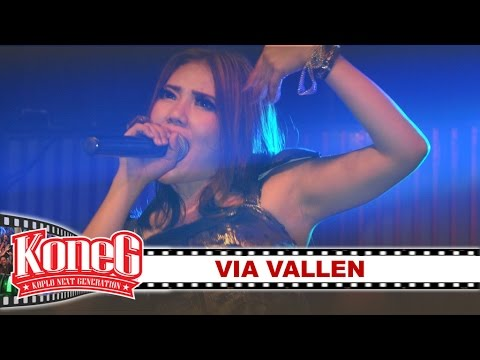 KONEG LIQUID feat VIA VALLEN - SELINGKUH [Liquid Cafe] [LIVE PERFORMANCE]