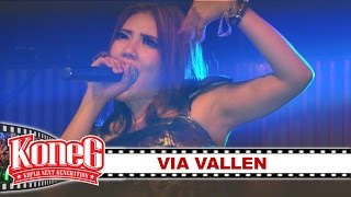 VIA VALLEN - SELINGKUH [KONEG JOGJA - Liquid Cafe] [LIVE PERFORMANCE]