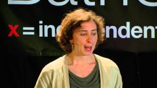 Why row over 2400 miles across the Pacific Ocean, alone? Elsa Hammond at TEDxBathUniversity