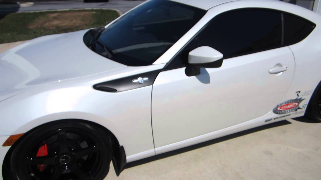 INCREDIBLE 2013 SCION FRS TURBO FOR SALE