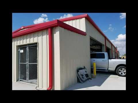 Metal Building Shops and Warehouse Buildings - Nashville - WrightBuilding.com