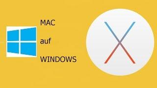 HOWTO: Mac OSX in Windows! (deutsch/german) HD
