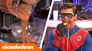 Henry Danger | Wurm Essen 🤢 | Nickelodeon Deutschland