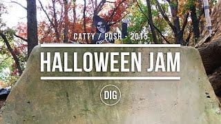 DIG BMX - 2015 Catty / Posh Halloween / Halls Of Weenies Jam