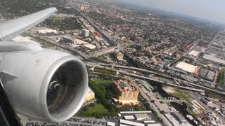 Unbelievable Engine Sound!!!  Incredible First Class Hd 777 Takeoff From Miami!!!
